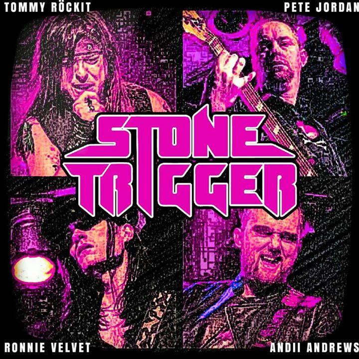 Stone Trigger Tour Dates