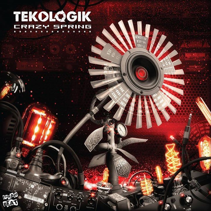 Tekologik Tour Dates