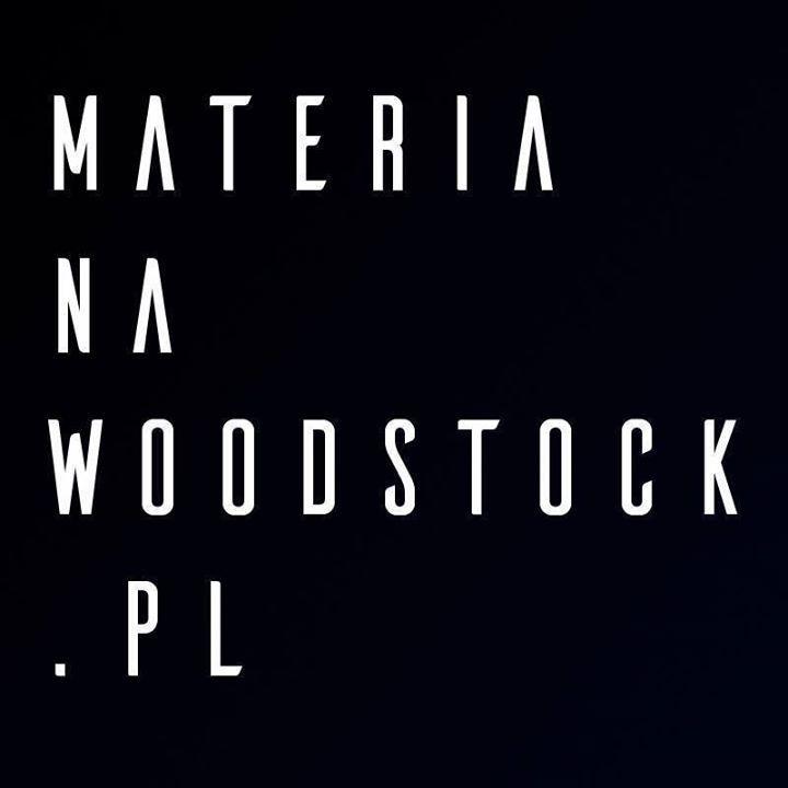 Materia Tour Dates