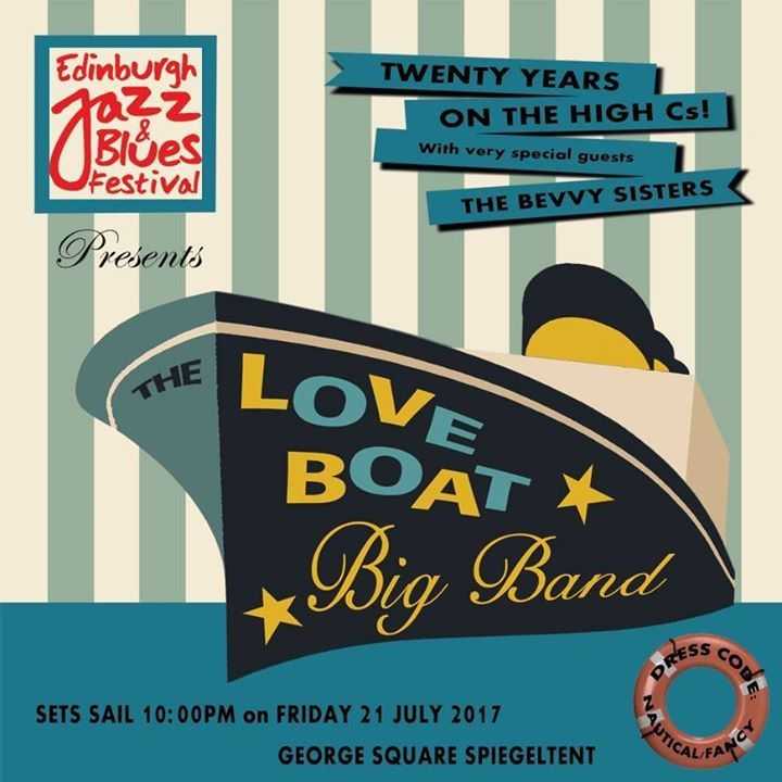The Loveboat Big Band Tour Dates