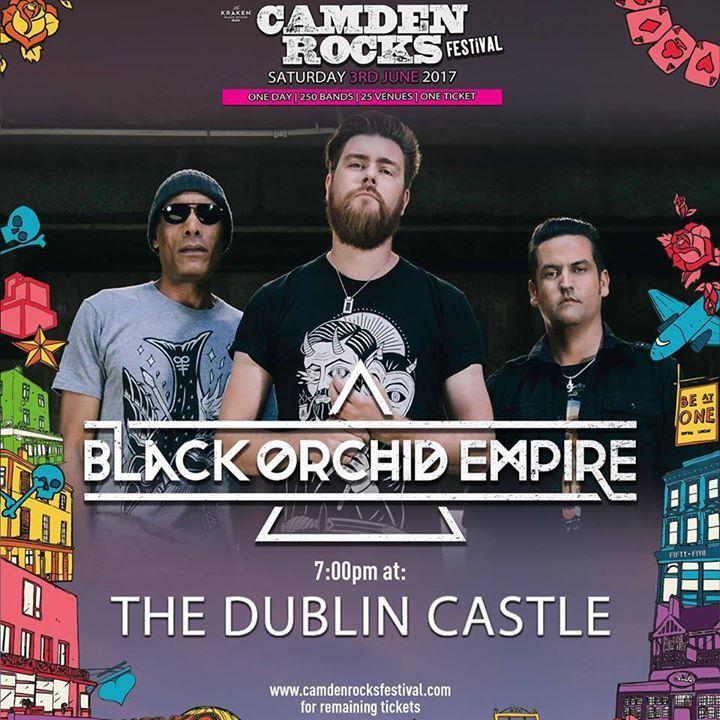 Black Orchid Empire Tour Dates