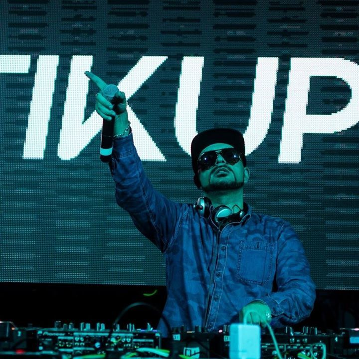 Deejay Stikup Tour Dates