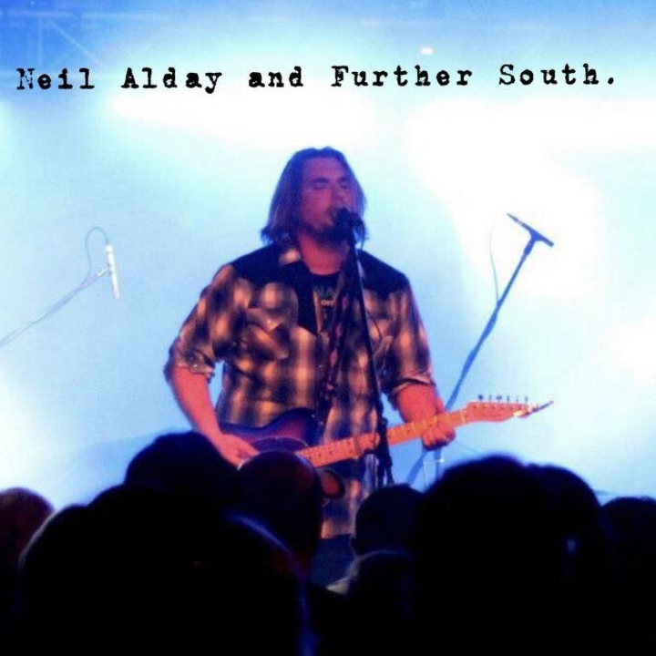 Neil Alday and Further South Tour Dates