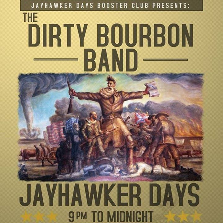 The Dirty Bourbon Band Tour Dates