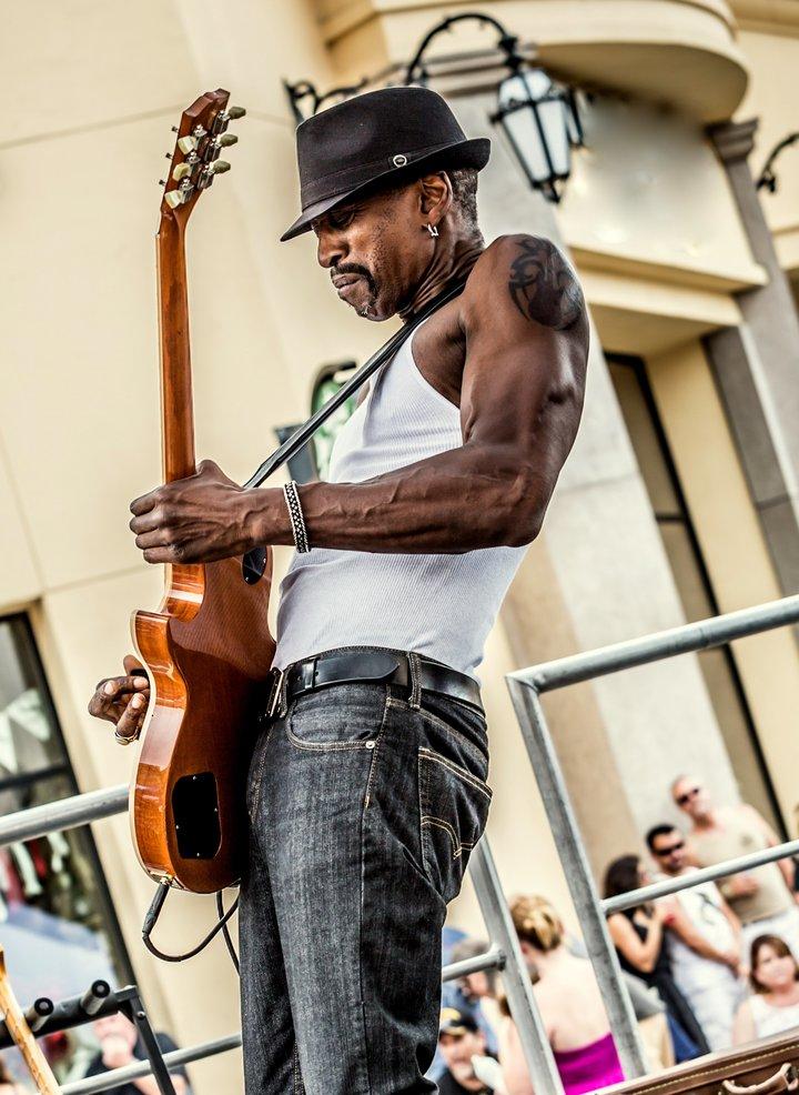 Dennis Jones Band @ Tio Leo's - San Diego, CA