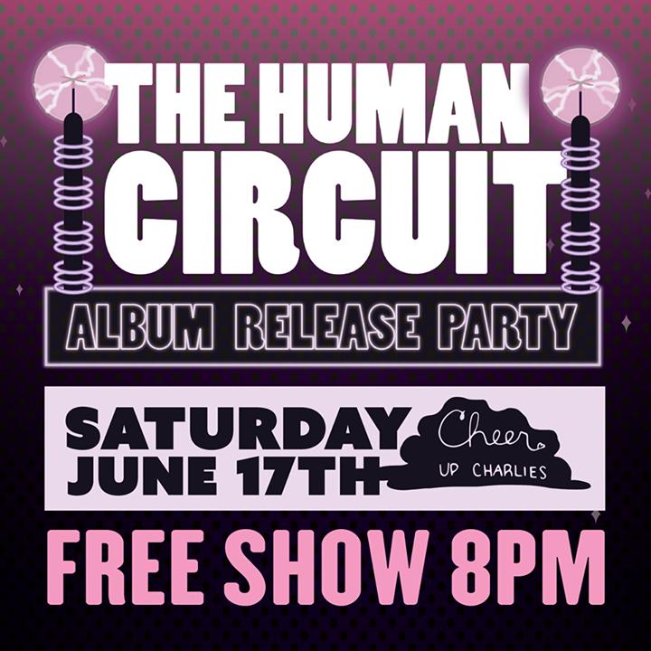 The Human Circuit Tour Dates