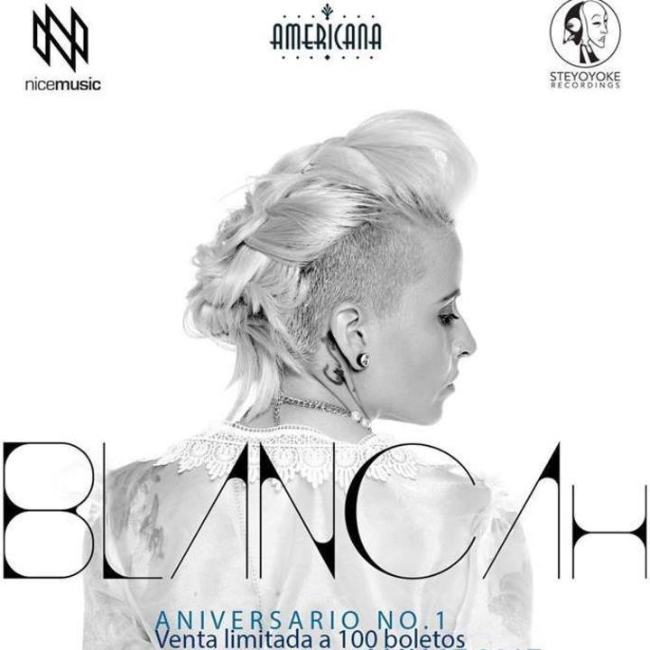 BLANCAh Tour Dates