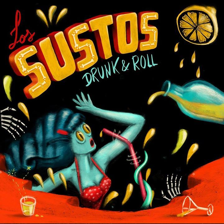LOS SUSTOS Tour Dates
