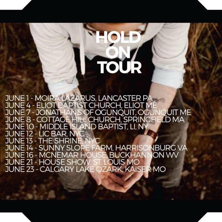Stuart Young Music Tour Dates