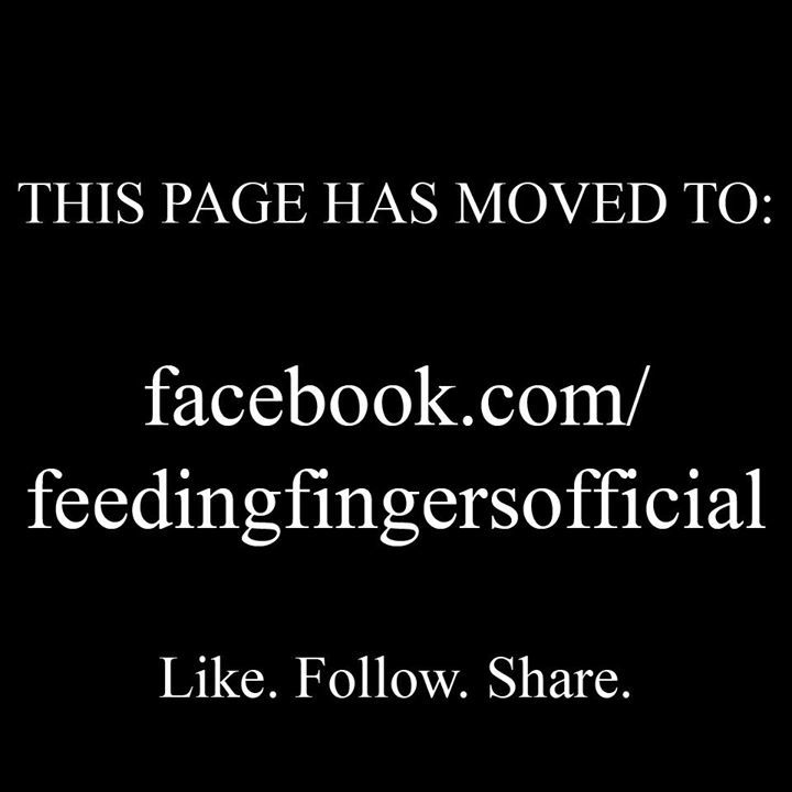 Feeding Fingers Tour Dates