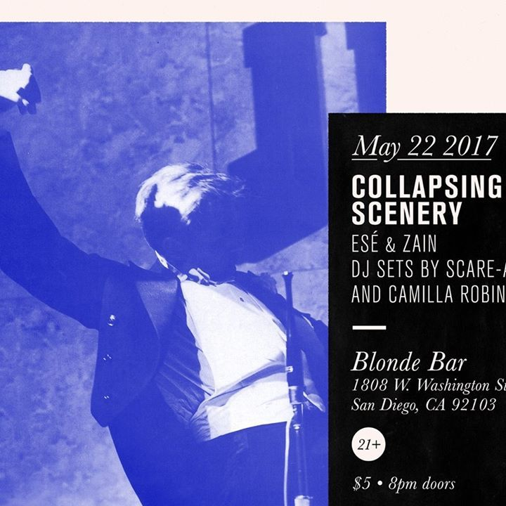 Collapsing Scenery Tour Dates