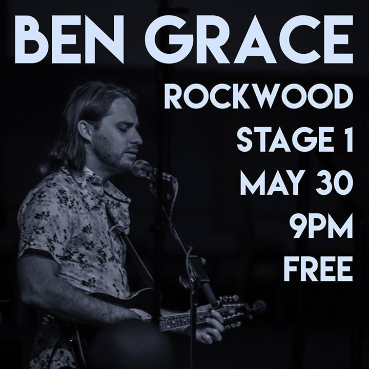 Ben Grace Tour Dates