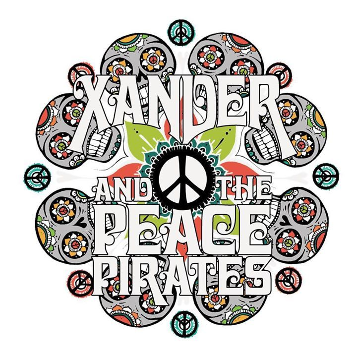Xander & The Peace Pirates @ Village Club - Wirral, United Kingdom
