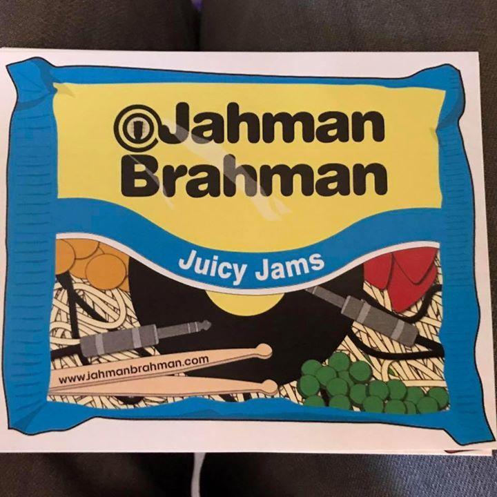 Jahman Brahman Tour Dates