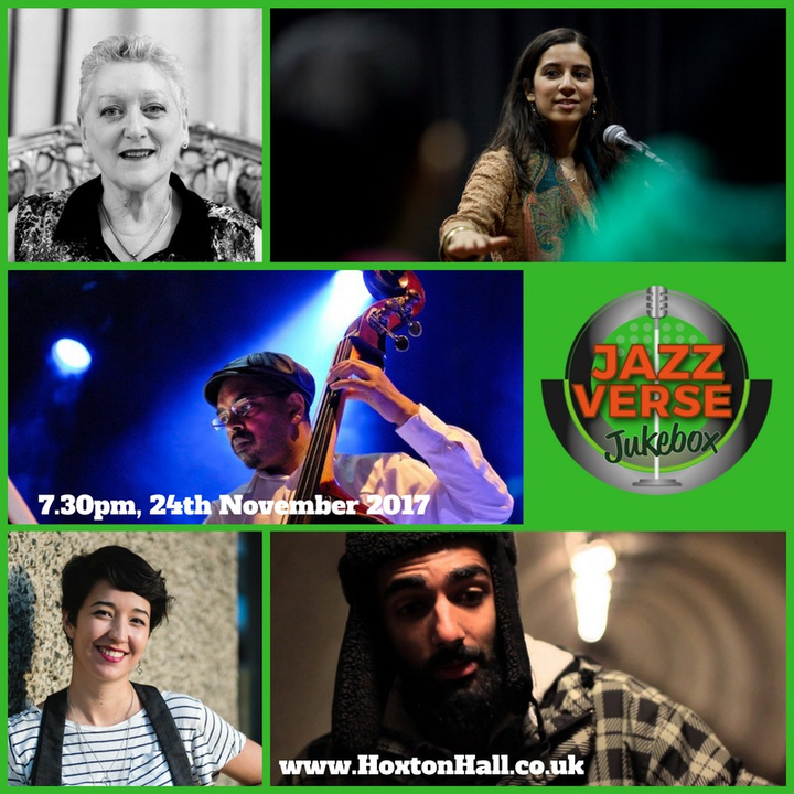 The Jazz Verse Jukebox @ Hoxton Hall - London, United Kingdom