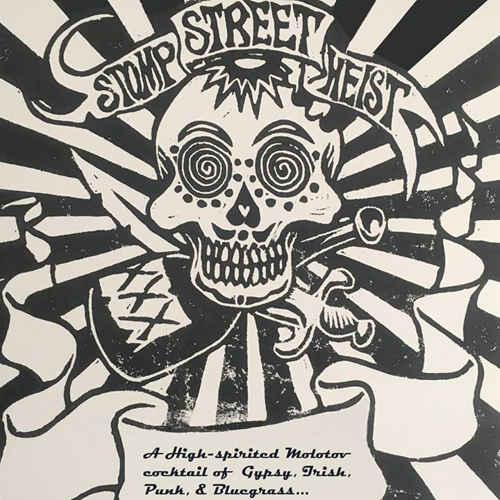 Stomp Street Heist Tour Dates