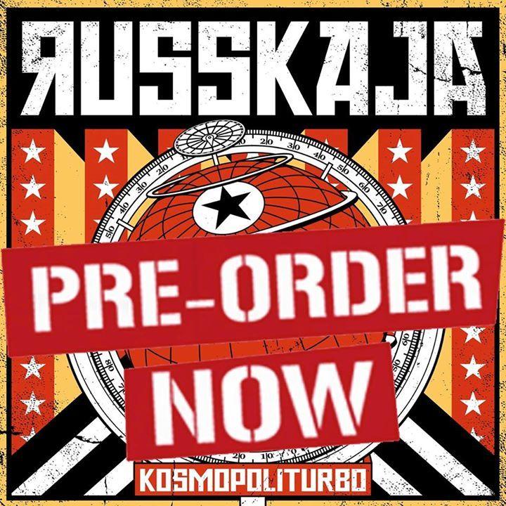 Russkaja Tour Dates