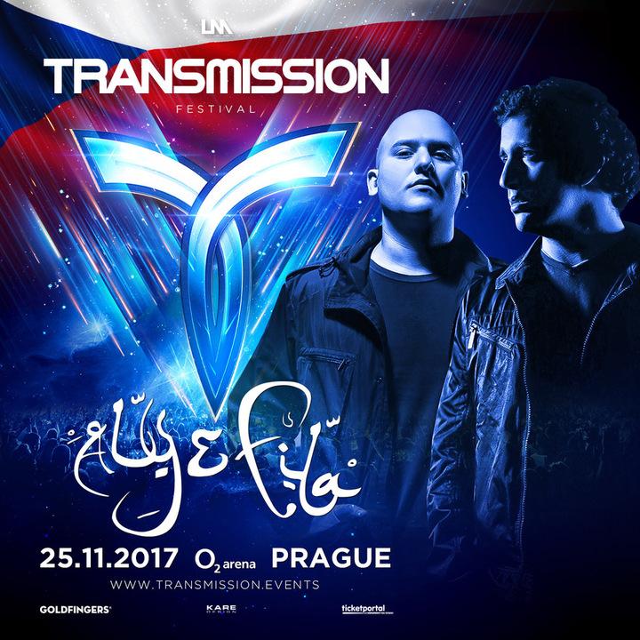 Aly & Fila @ Transmission Festival - Prague, Czech Republic