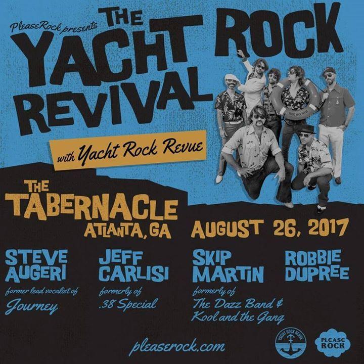 Yacht Rock Revue @ 3Ten Acl Live - Austin, TX