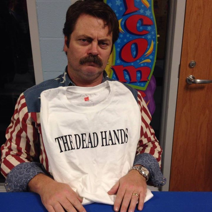The Dead Hands @ Naperville Jaycees 2017 Last Fling Festival - Naperville, IL