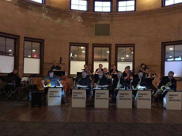 Amherst Jazz Orchestra @ Union Station Grand Ballroom  - Northampton, MA
