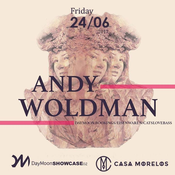 Andy Woldman Tour Dates