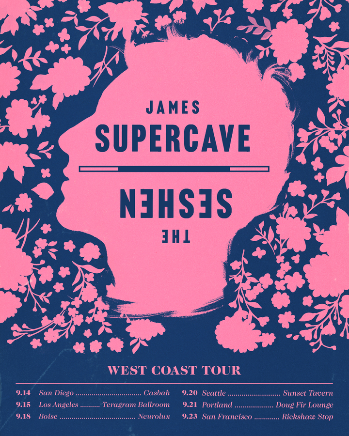 James Supercave @ The Sunset - Seattle, WA