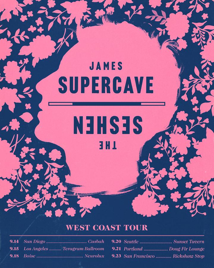 James Supercave @ Rickshaw Stop - San Francisco, CA