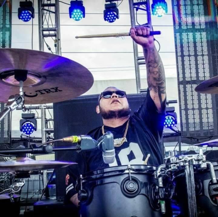 Alan Delgado Drummer Tour Dates