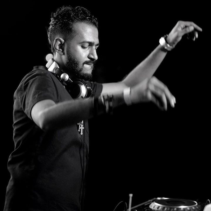 DJ Praveen Tour Dates