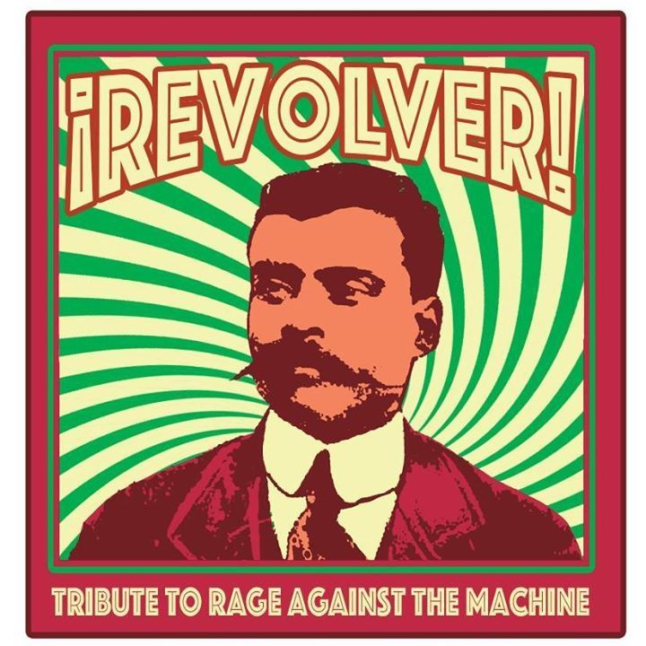 RevolveR -  A tribute to Rage Against the Machine Tour Dates