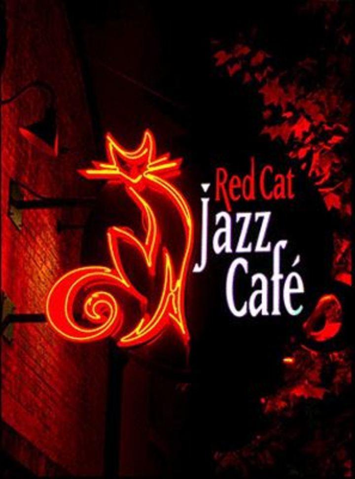 Red Cat Jazz Cafe Tour Dates