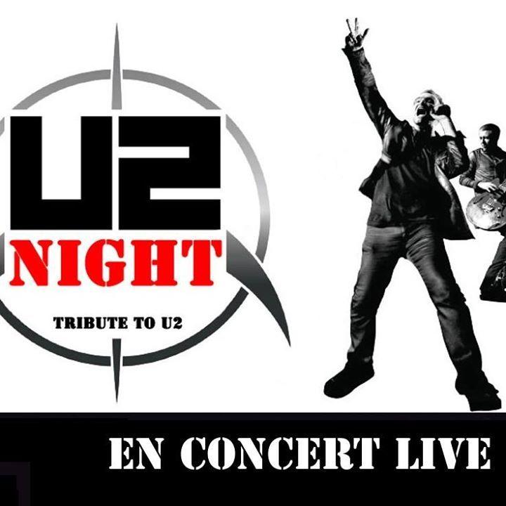 U2 Night @ L'Echonova - Saint-Avé, France