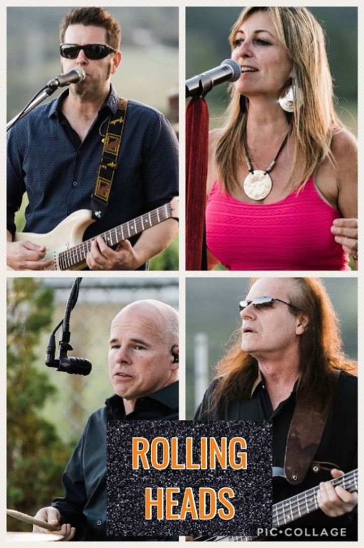 Rolling Heads Band Tour Dates