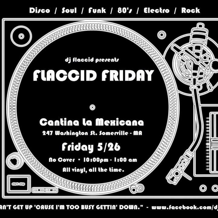 DJ Flaccid Tour Dates