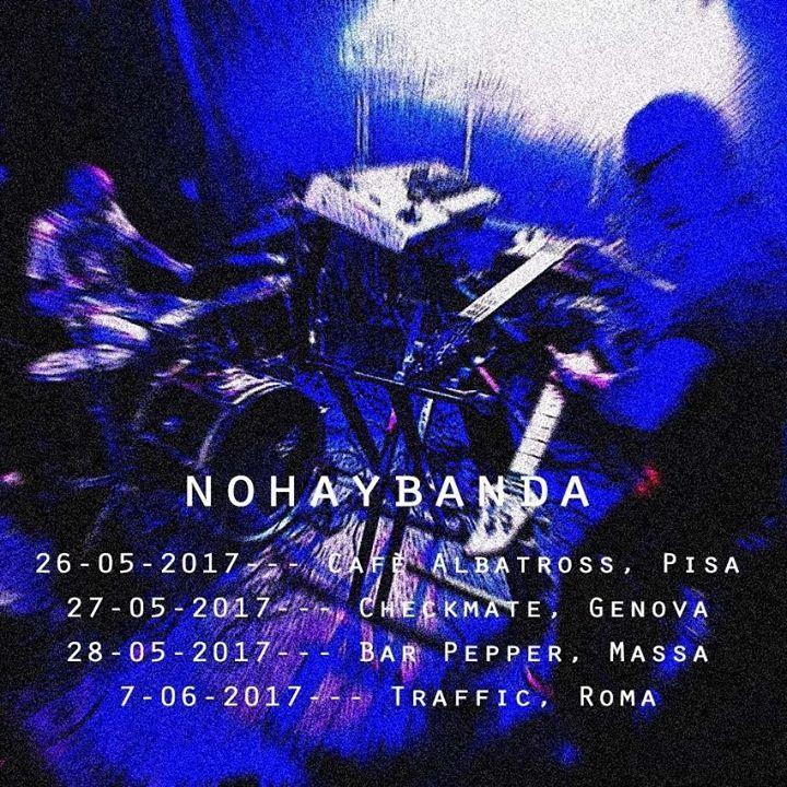 Nohaybandatrio Tour Dates