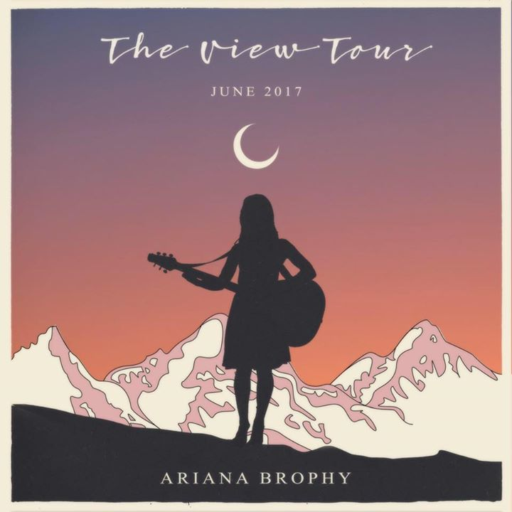 Ariana Brophy Tour Dates