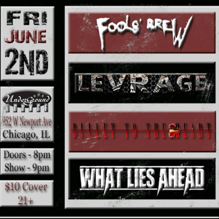 Fools' Brew Tour Dates