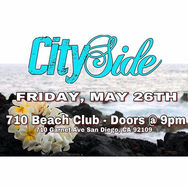 City Side Tour Dates