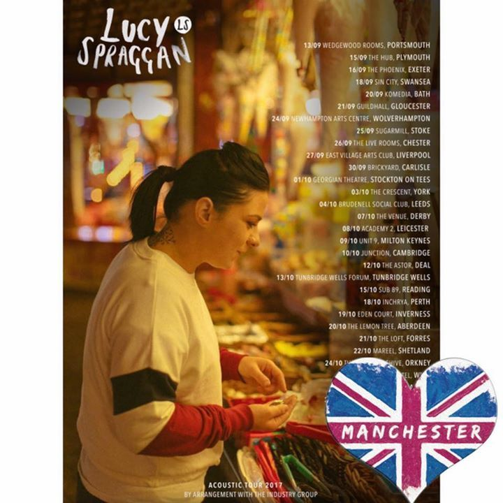 Lucy Spraggan Tour Dates