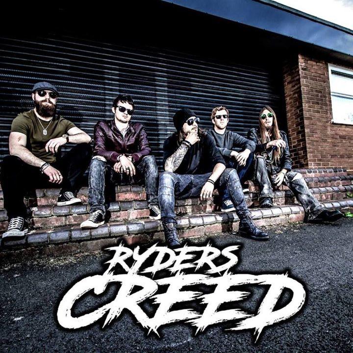 Ryders Creed @ O2 Academy 3 Birmingham - Birmingham, United Kingdom