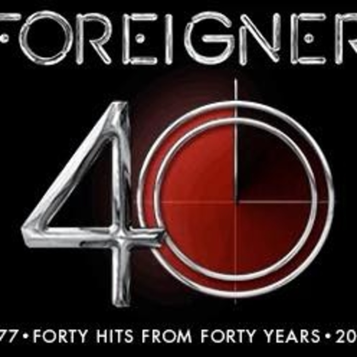 Foreigner @ Verizon Theatre at Grand Prairie - Grand Prairie, TX