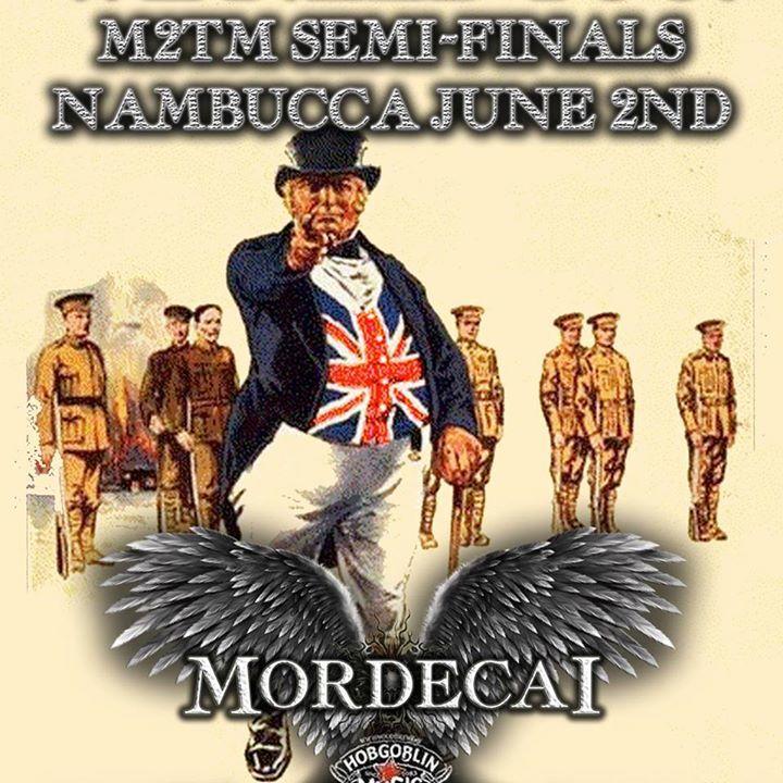 Mordecai Tour Dates