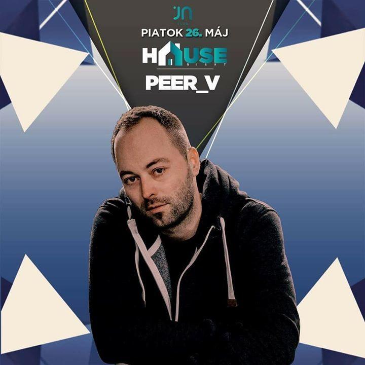 DJ PEER_V Tour Dates