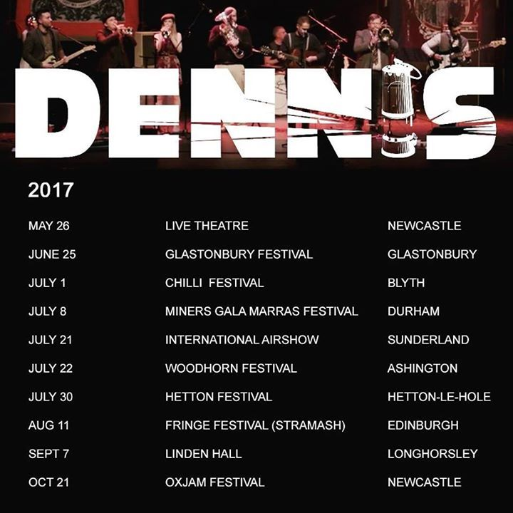 Dennis @ Zazz Theatre - Houghton, United Kingdom