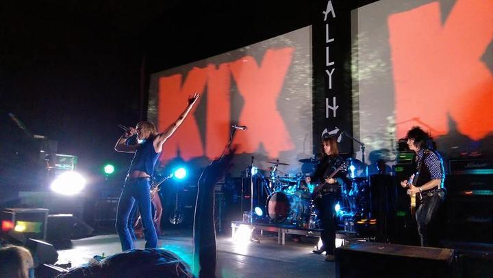 Kix Band @ Tally Ho Theater - Leesburg, VA