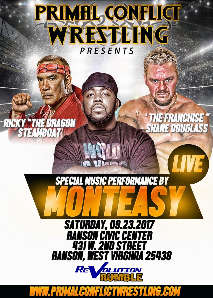 Monteasy @ Ranson Civic Center - Ranson, WV