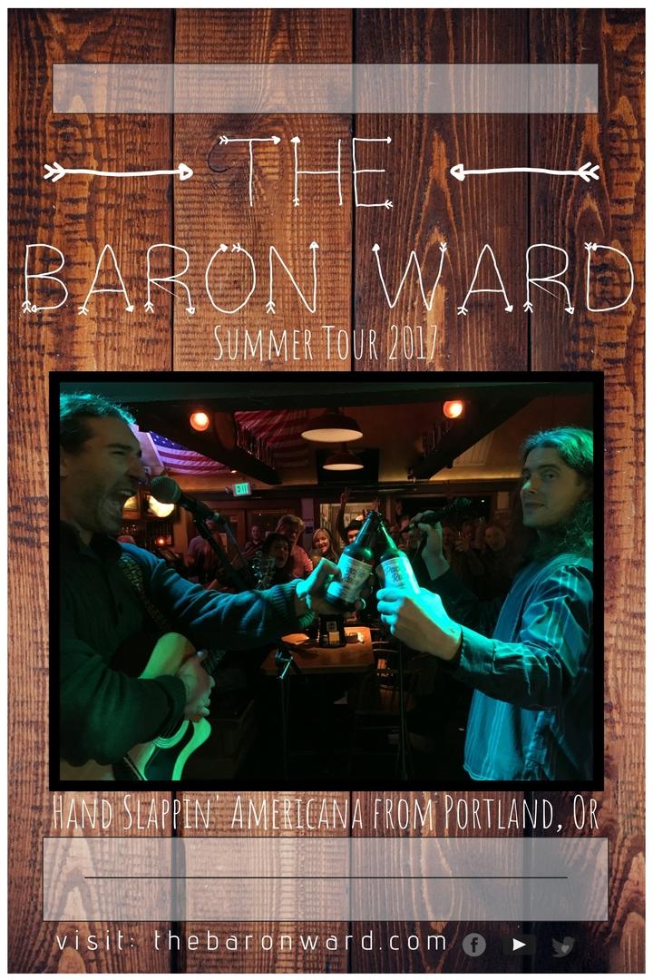 Chris Baron Music @ The Riverside - Maupin, OR