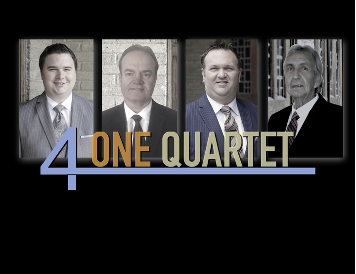 4 One Quartet @ Reed City Church of the Nazarene  - Reed City, MI