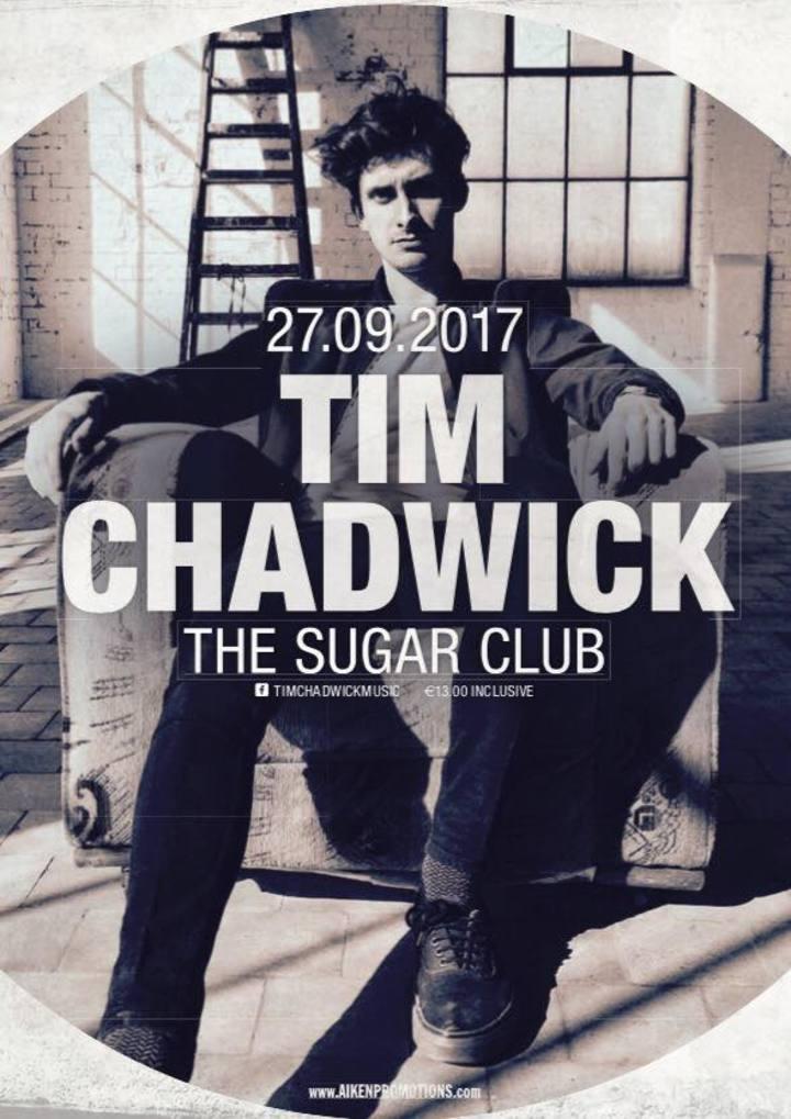 Tim Chadwick @ The Sugar Club - Dublin, Ireland
